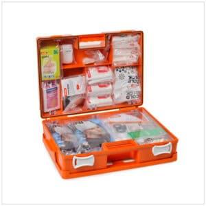 Førstehjelpskoffert